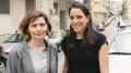 Τους γεωγραφικούς μετασχηματισμούς στην Αθήνα της κρίσης μέσα από το καθρέφτισμα της ύφεσης στην αθηναϊκή πολυκατοικία περιγράφουν με την επιστημονική τους έρευνα οι δρες αρχιτέκτονες - πολεοδόμοι στο ΕΜΠ, Ευαγγελία Χατζηκωνσταντίνου (αριστερά) και Φερενίκη Βαταβάλη