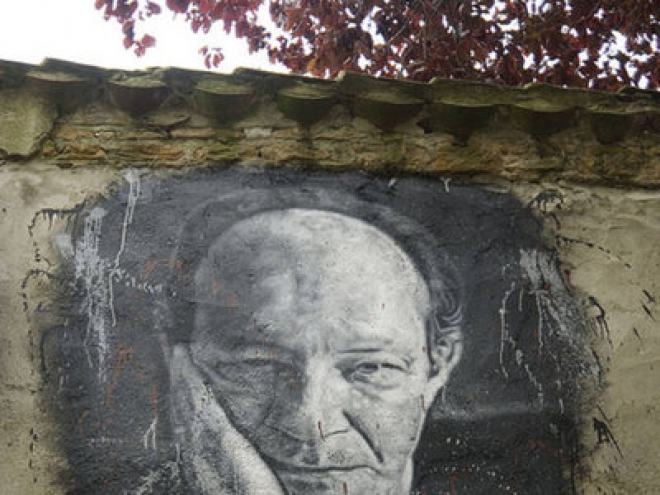 Thought is the courage of hopelessness: an interview with philosopher Giorgio Agamben